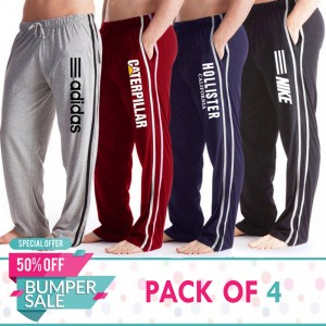Pack of 4 ACHN Summer Trouser