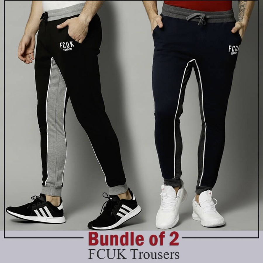 Bundle of 2 fcuk trousers