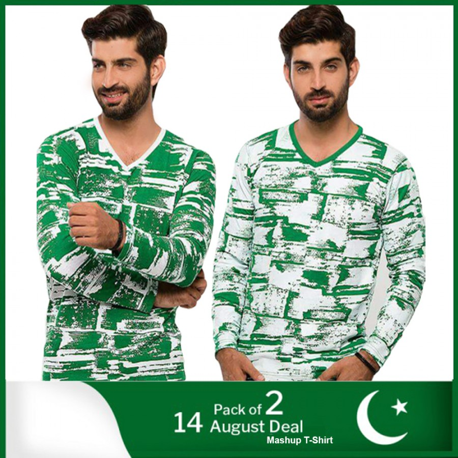 Pack of 2: 14 August Deal Mashup Design