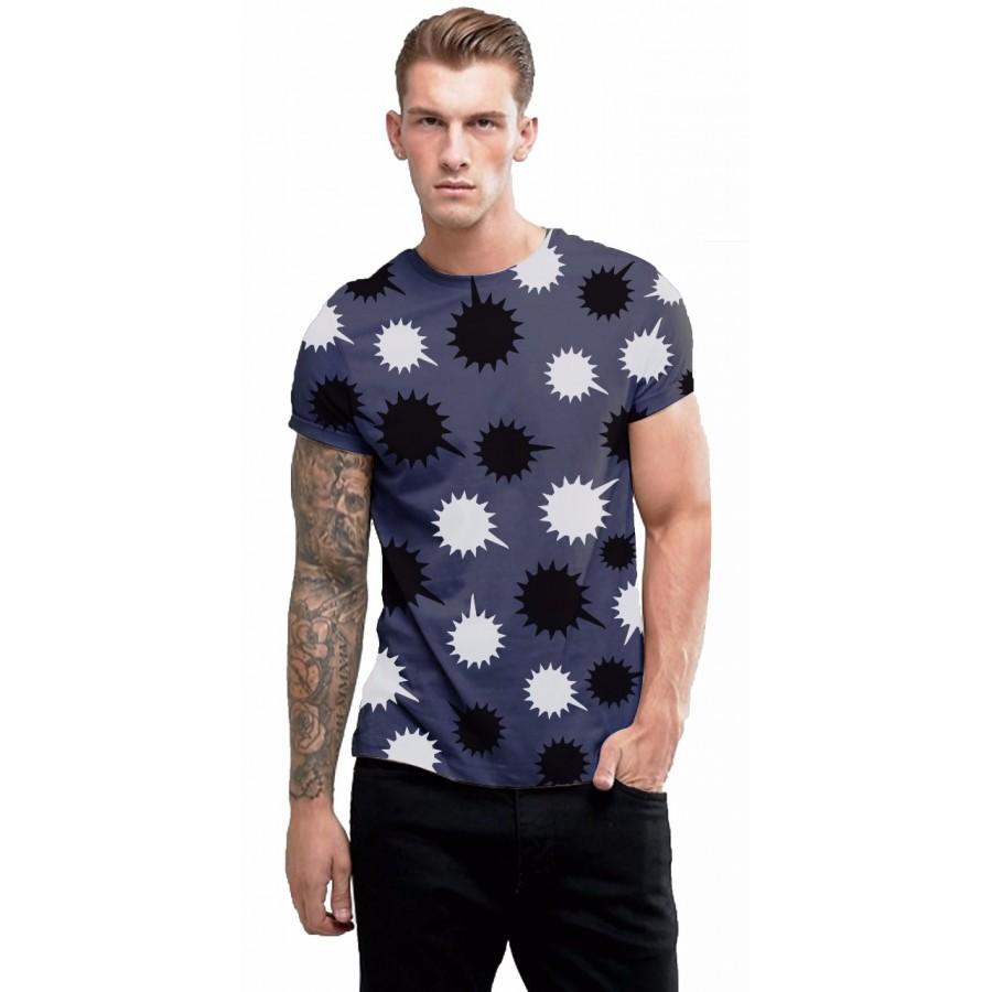 Pack of 3 Half Sleeves Sprinkles T-Shirt