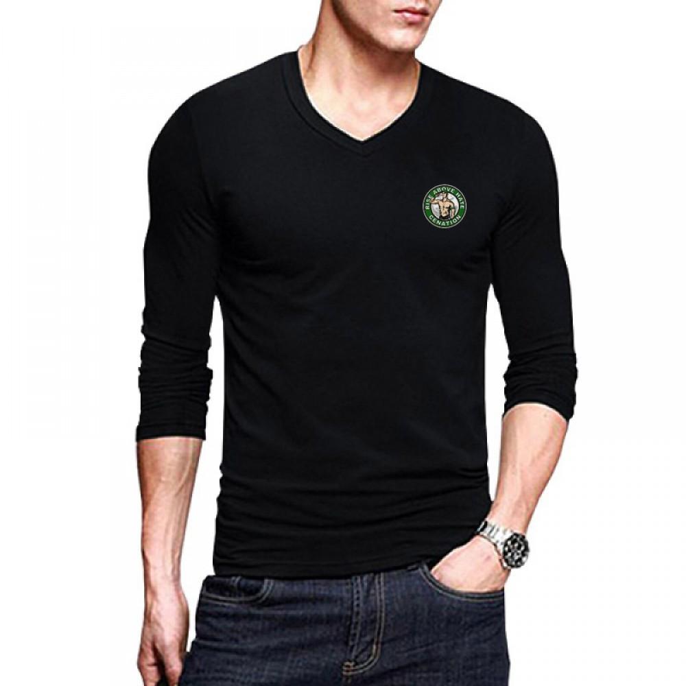 Pack of 4 branded v neck t shirts design 25 for Branded v neck t shirts