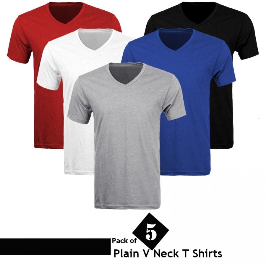 Men 39 s clothing pack of 3 levis multi color t shirts for Plain t shirt pack