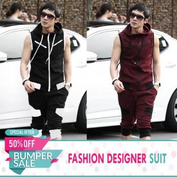Mens Fashion Designer Suit Design 3