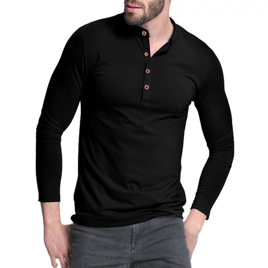 Pack of 3 BBG 4 Button T-Shirt
