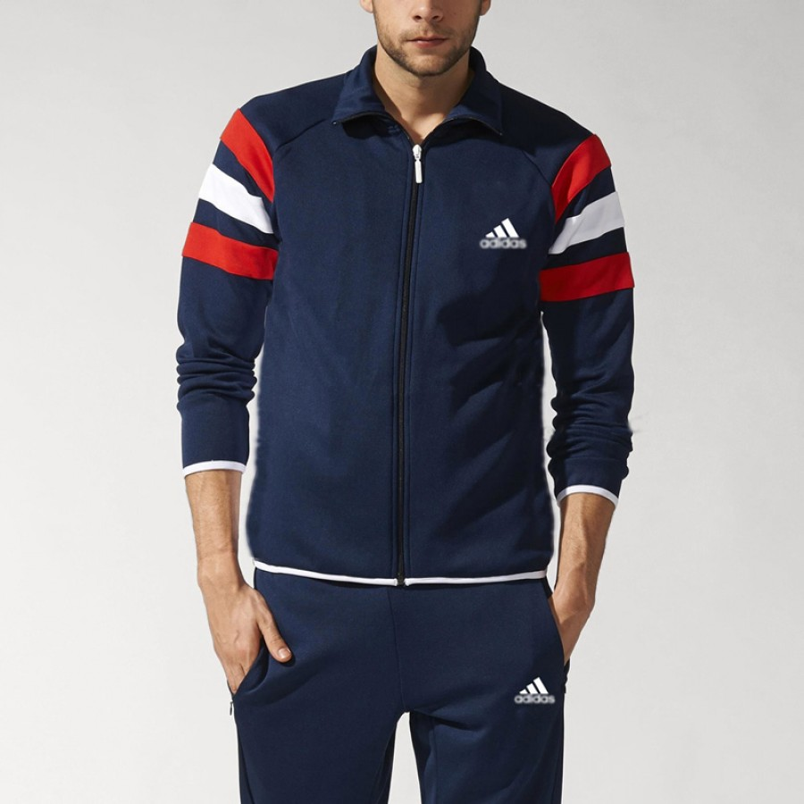 Blue Stylish Men Track Suit Design 13