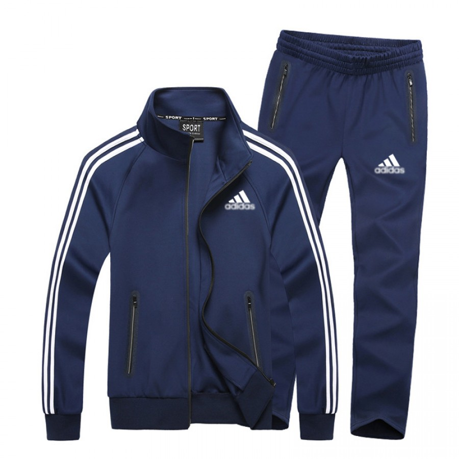 Blue Stylish Men Track Suit Design 14