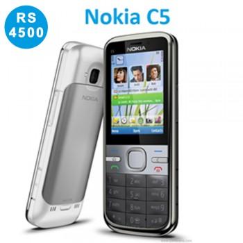 Nokia C5 Rs 4,500