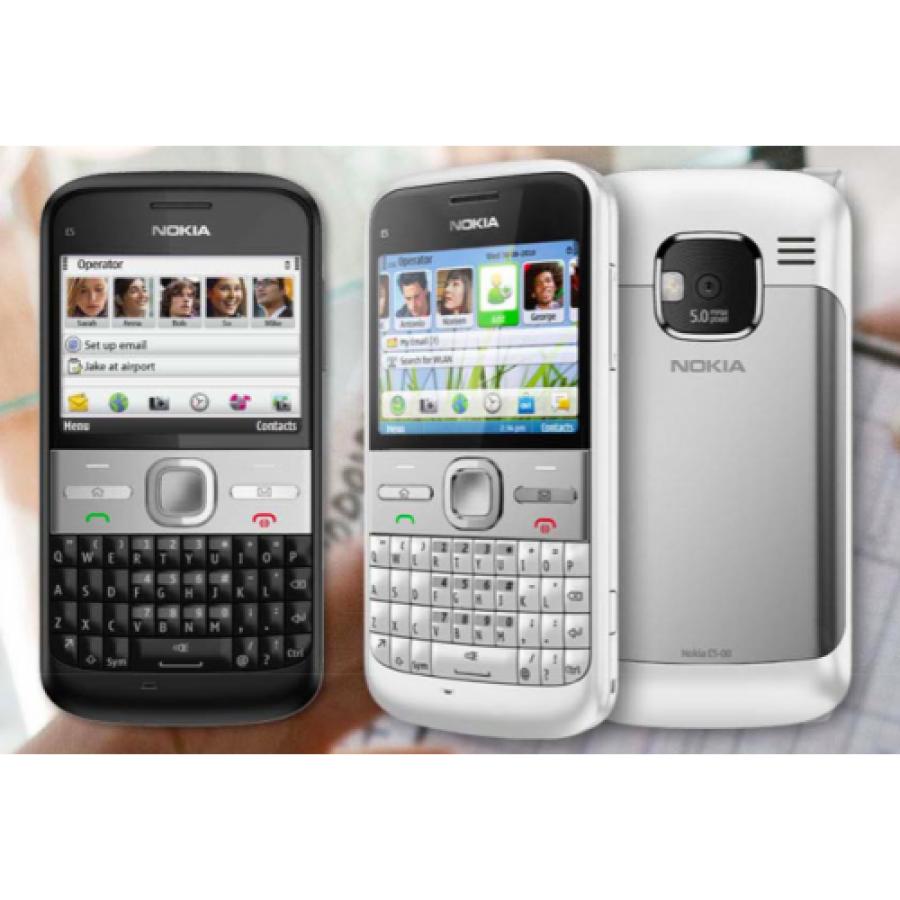 Nokia phones-E5 Rs 4,500