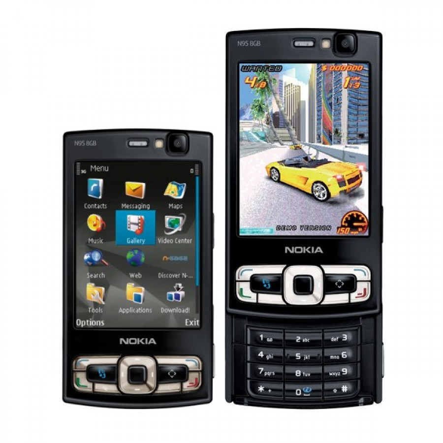 Nokia N95 Slider (Price 3999)