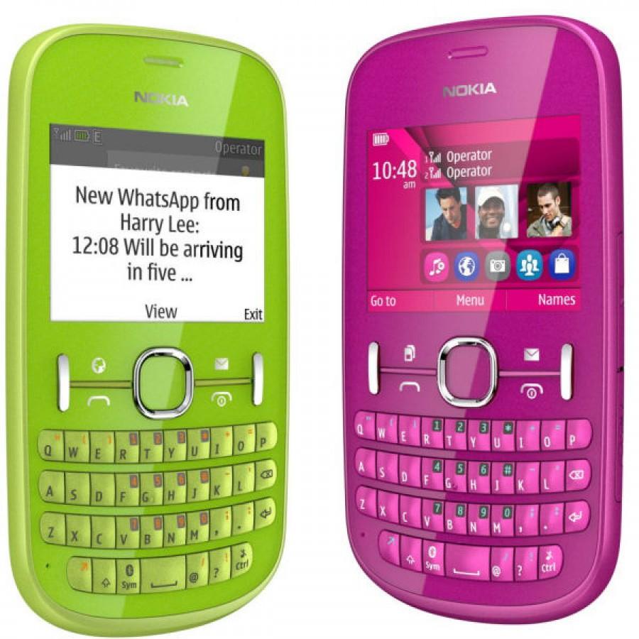 Nokia Asha 200 (Price 3999)
