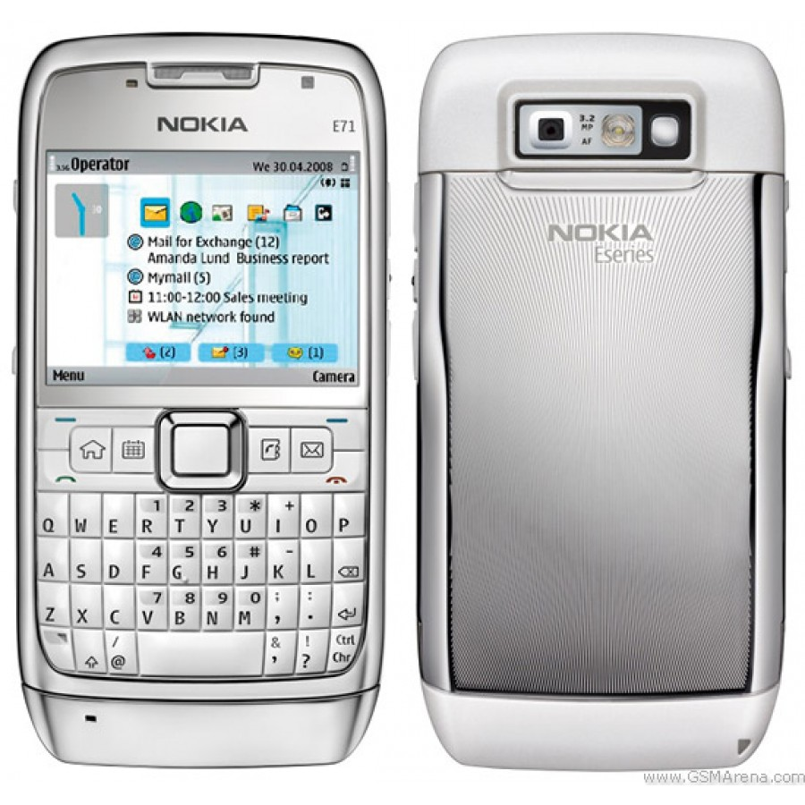 NOKIA E71 ONLY FOR 4500/=