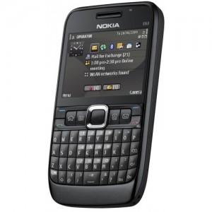 Nokia phone-Nokia E63 Rs 3,500