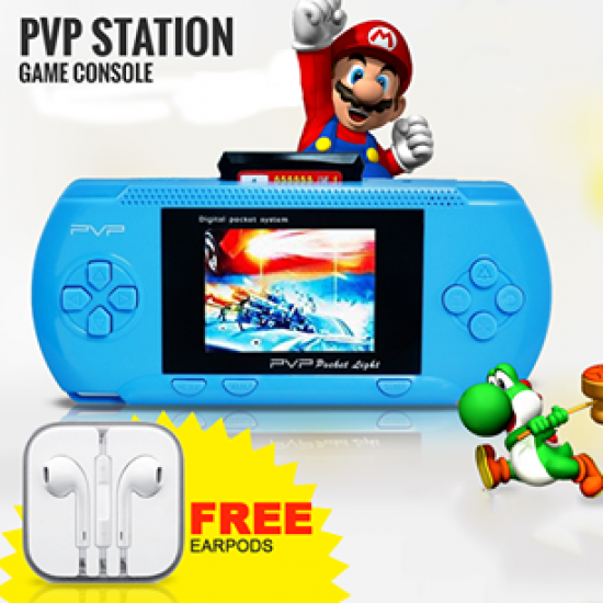 PVP Games Console With Free Earpods