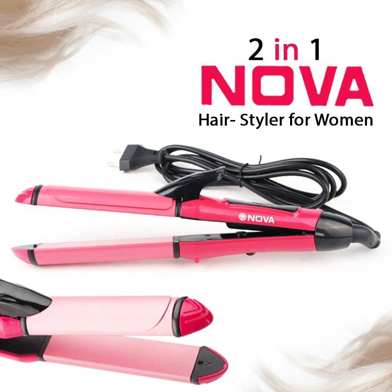 2 In 1 Mini Nova Hair Styler