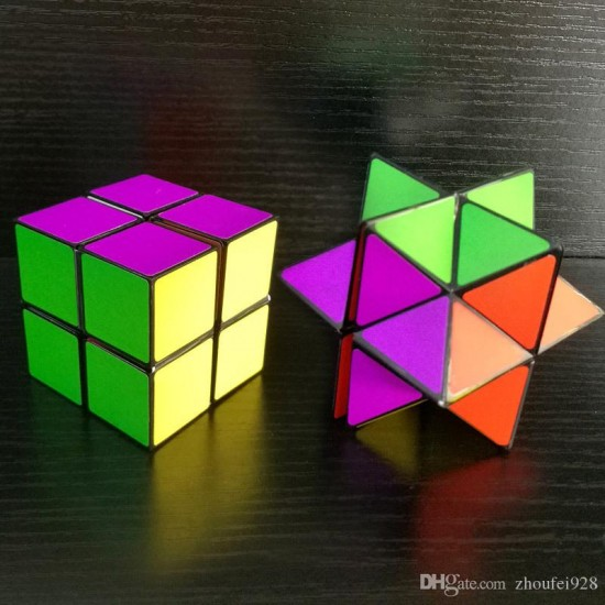 The Amazing Magic Cube (2 Pieces)