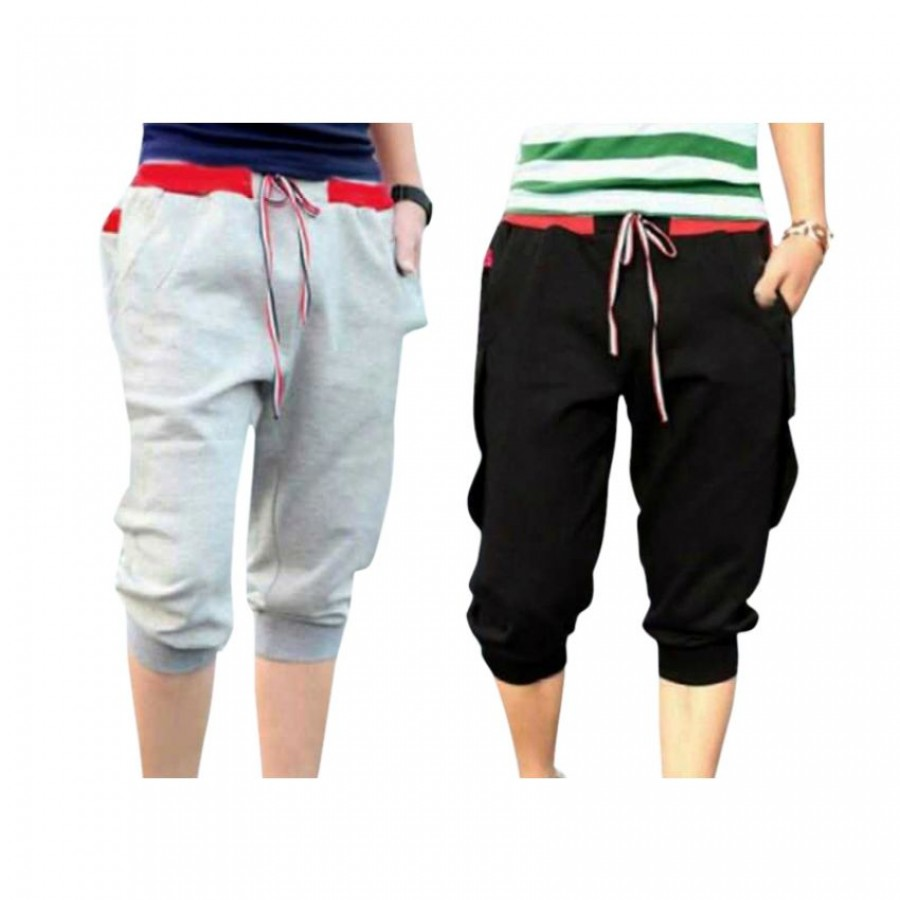 Pack of 2 Bermuda Shorts