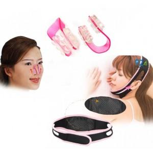 Face Lift Belt + Nose Clip