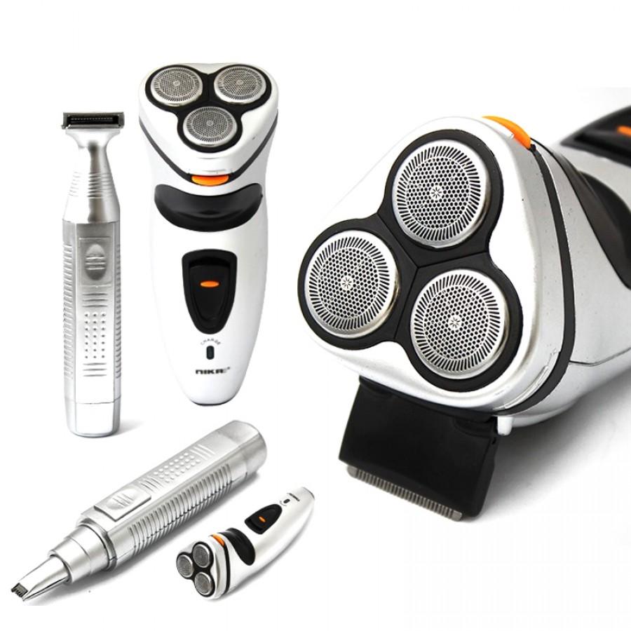 NIKAI 3 In 1 Shaver Set (RSCX-5800)