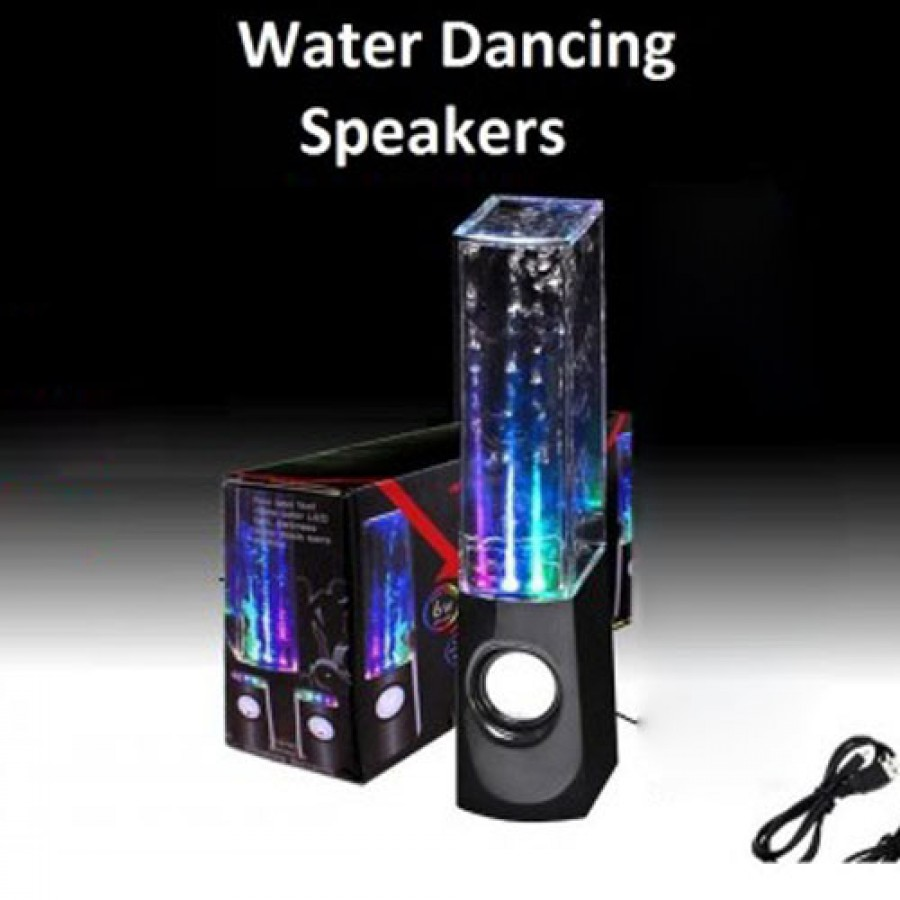 Water Dancing Musical Speaker