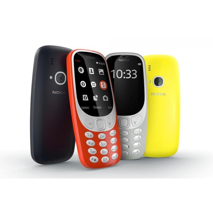New Nokia 3310 Box Pack 2017 With Amazing Price Rs.2599