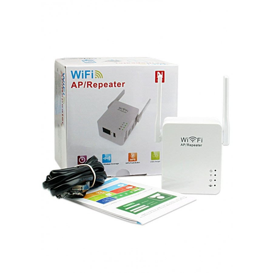 Wifi Signal Booster & Extender 300Mbps Rs 2,499