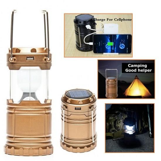 Solar Rechargeable Lantern