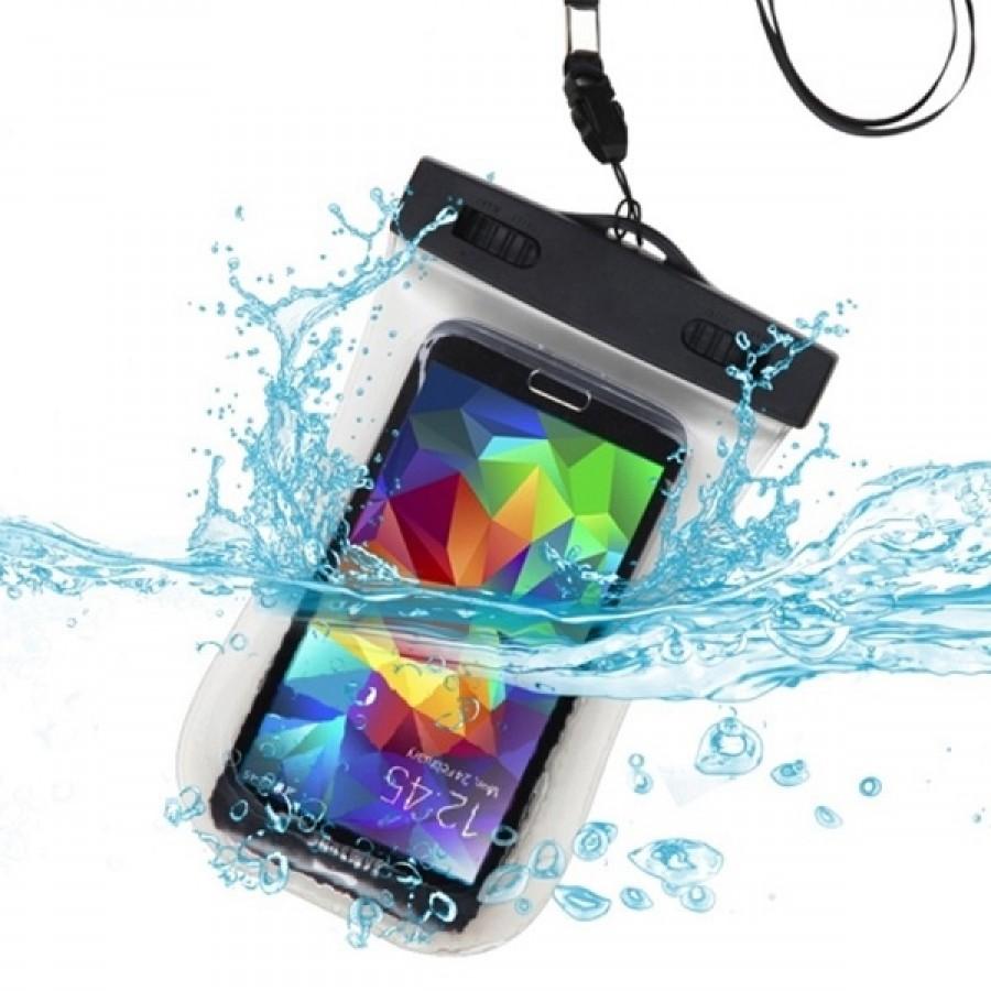 Universal Waterproof Pouch Bag for Smartphones