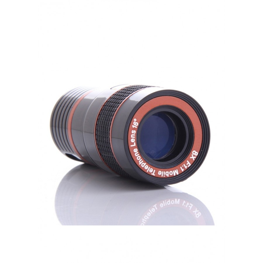 Universal 8X Mobile Phone Clip Lens