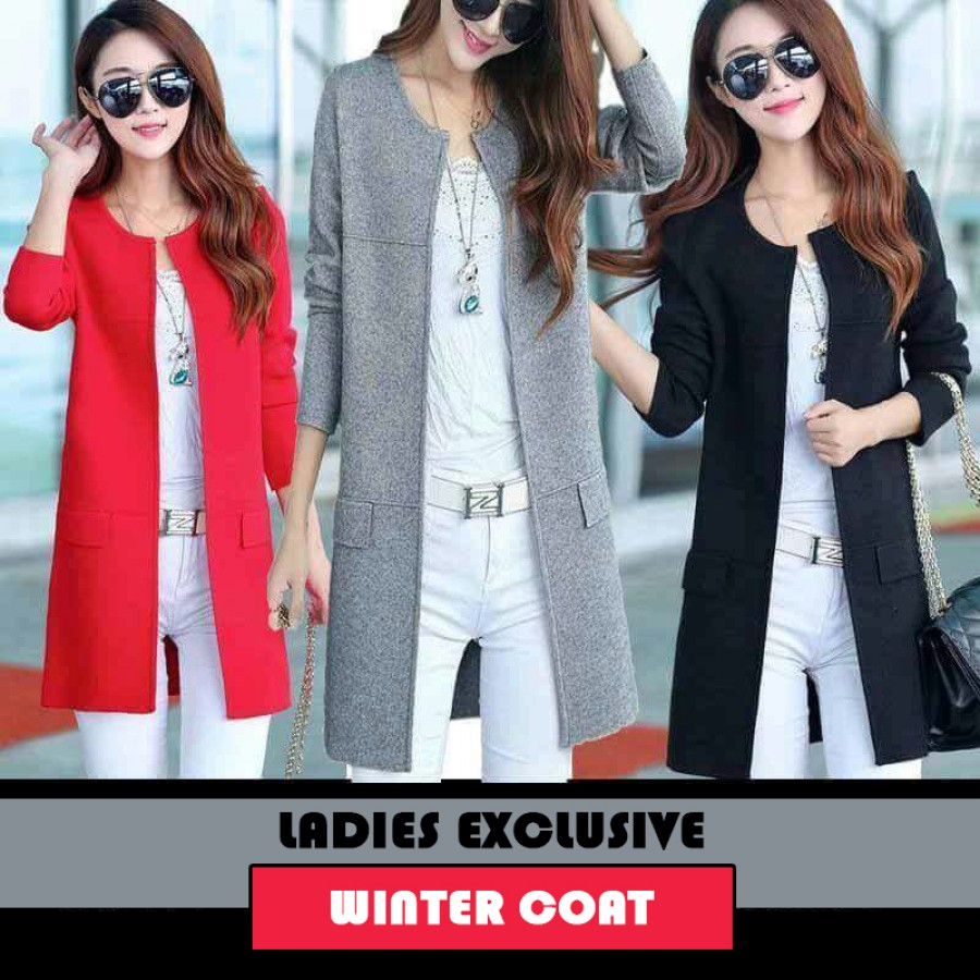 Ladies Exclusive Winter Coat