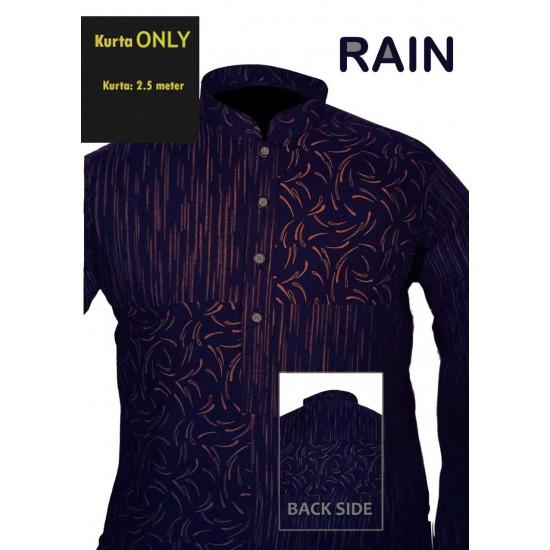 Un-stitched Kurta ONLY HJ Style D-5