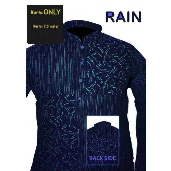 Un-stitched Kurta ONLY HJ Style D-6