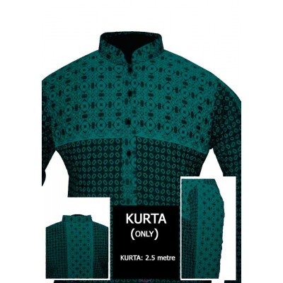 Un-stitched Kurta ONLY HJ Style D-109
