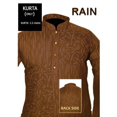 Un-stitched Kurta ONLY HJ Style D-112