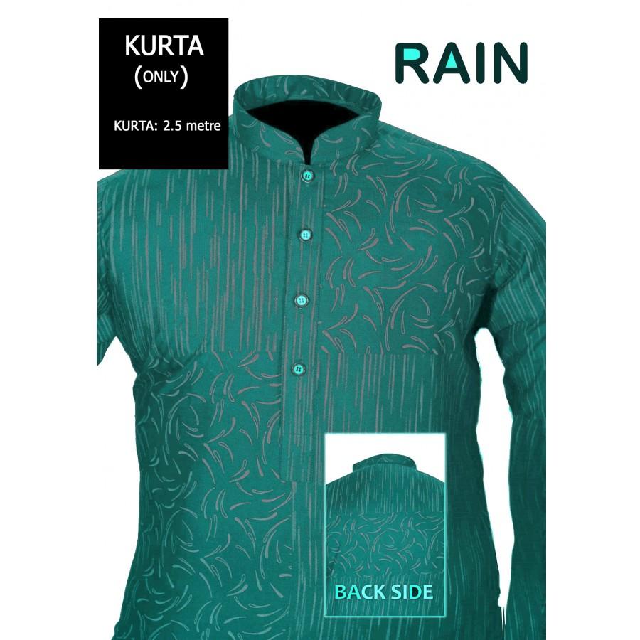 Un-stitched Kurta ONLY HJ Style D-114