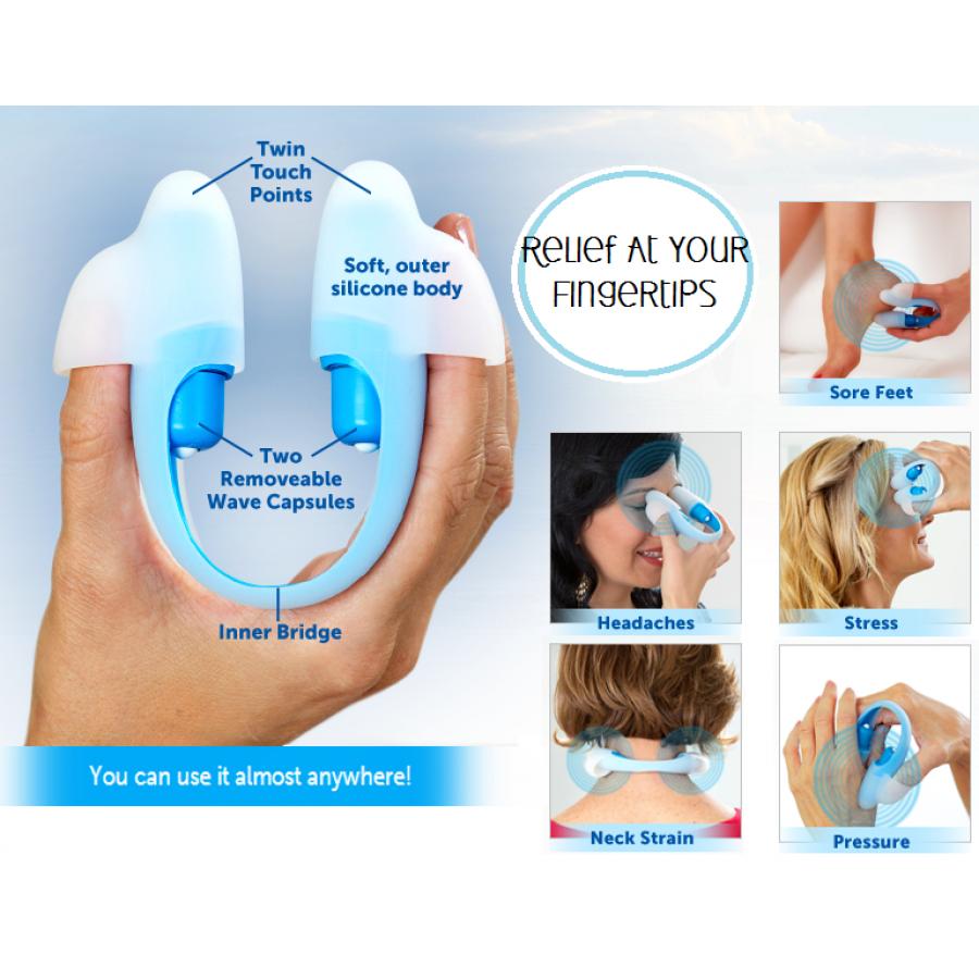 U touch Mini Vibration Massager