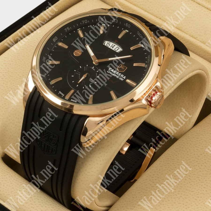 TAG Heuer Caliber 36 Date Gold