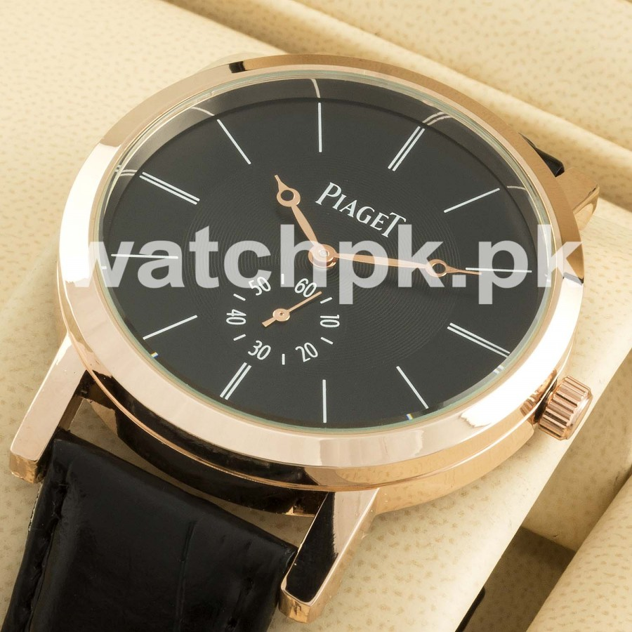 Piaget Altiplano Rose Black