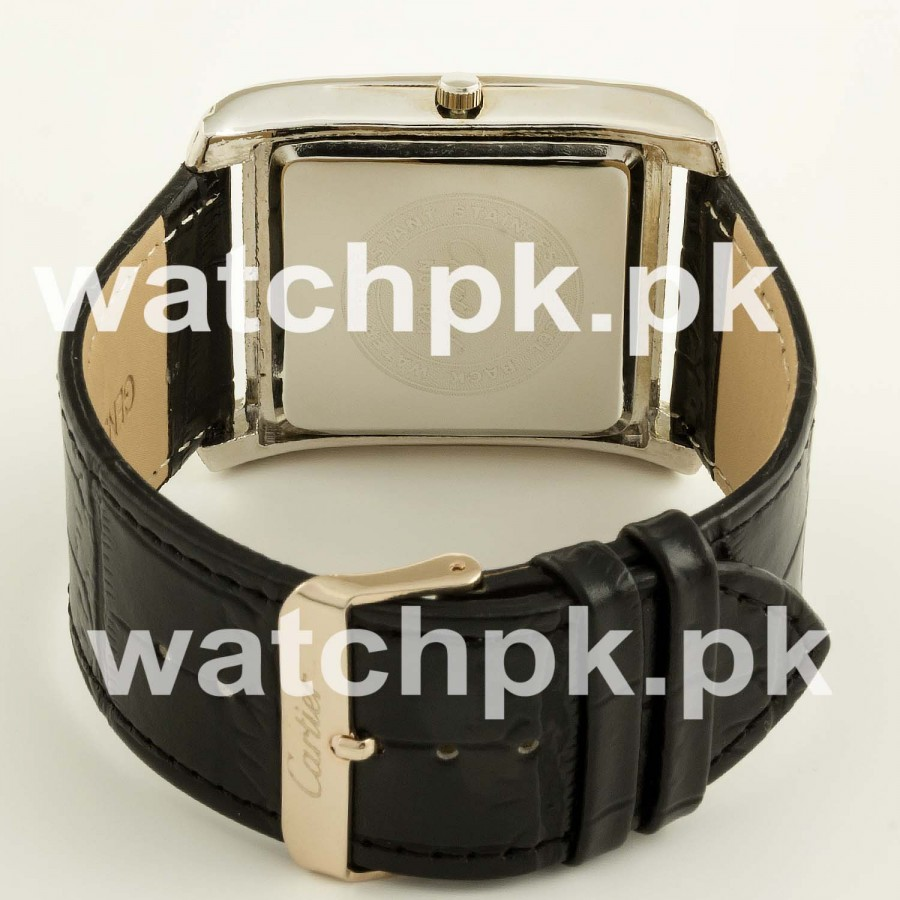Cartier Classic Thinline Black