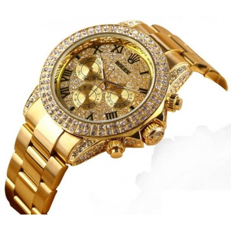 Special Offer S Rolex Cosmograph Daytona Gold Diamonds