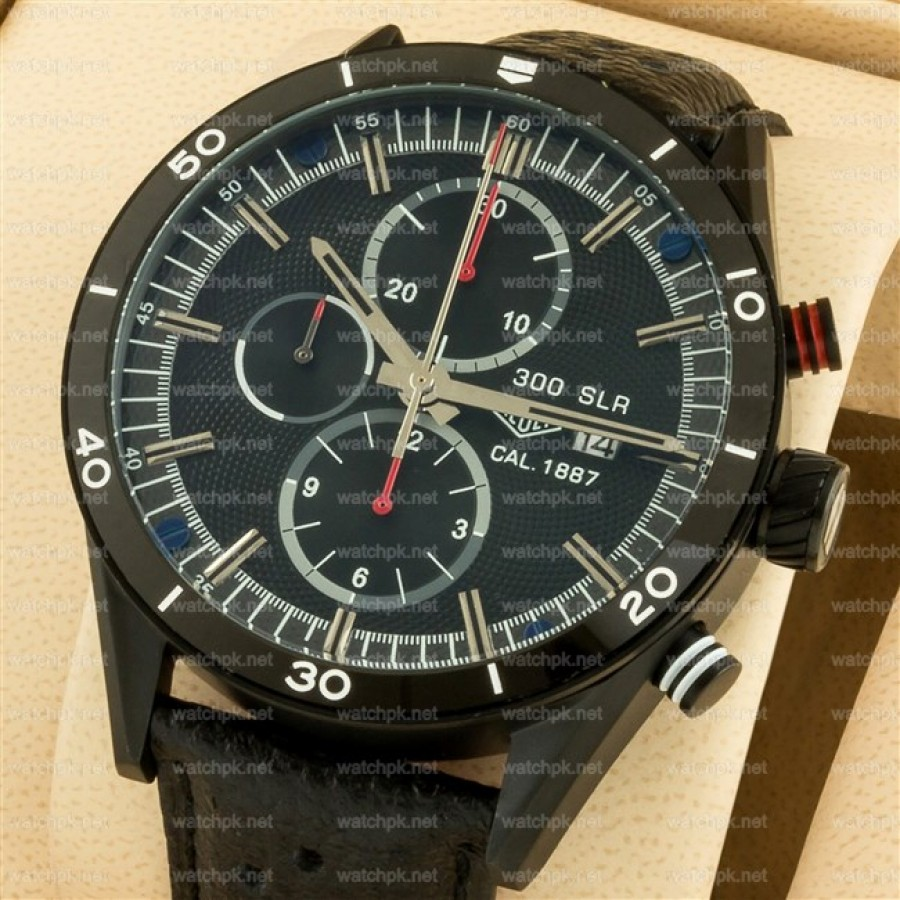 Tag Heuer Carrera Calibre 1887 - 300 SLR - Black