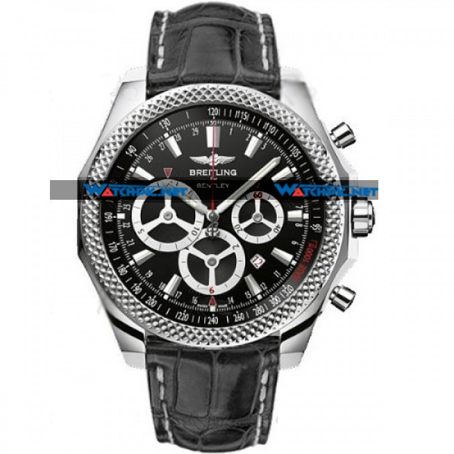 Breitling Bentley Motors Barnato Racing
