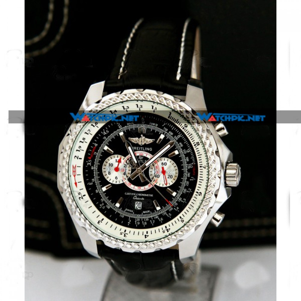 Watches For Men : Breitling Bentley Supersport Chronograph