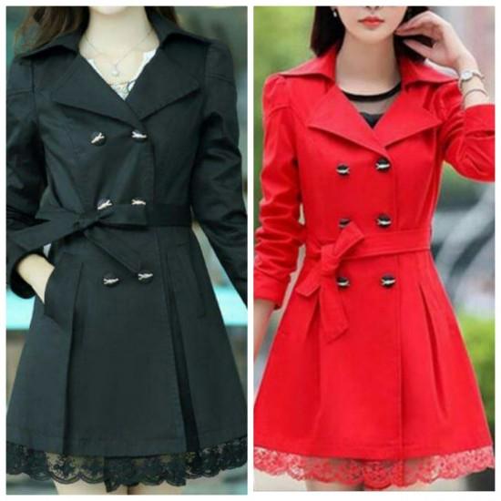 Stylish Ladies Coat For Winter.