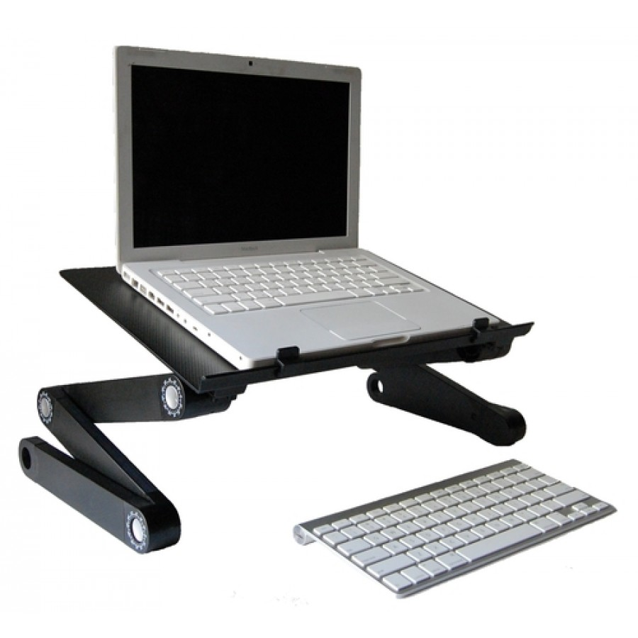 Aluminium Folding Laptop Table Zig Zag