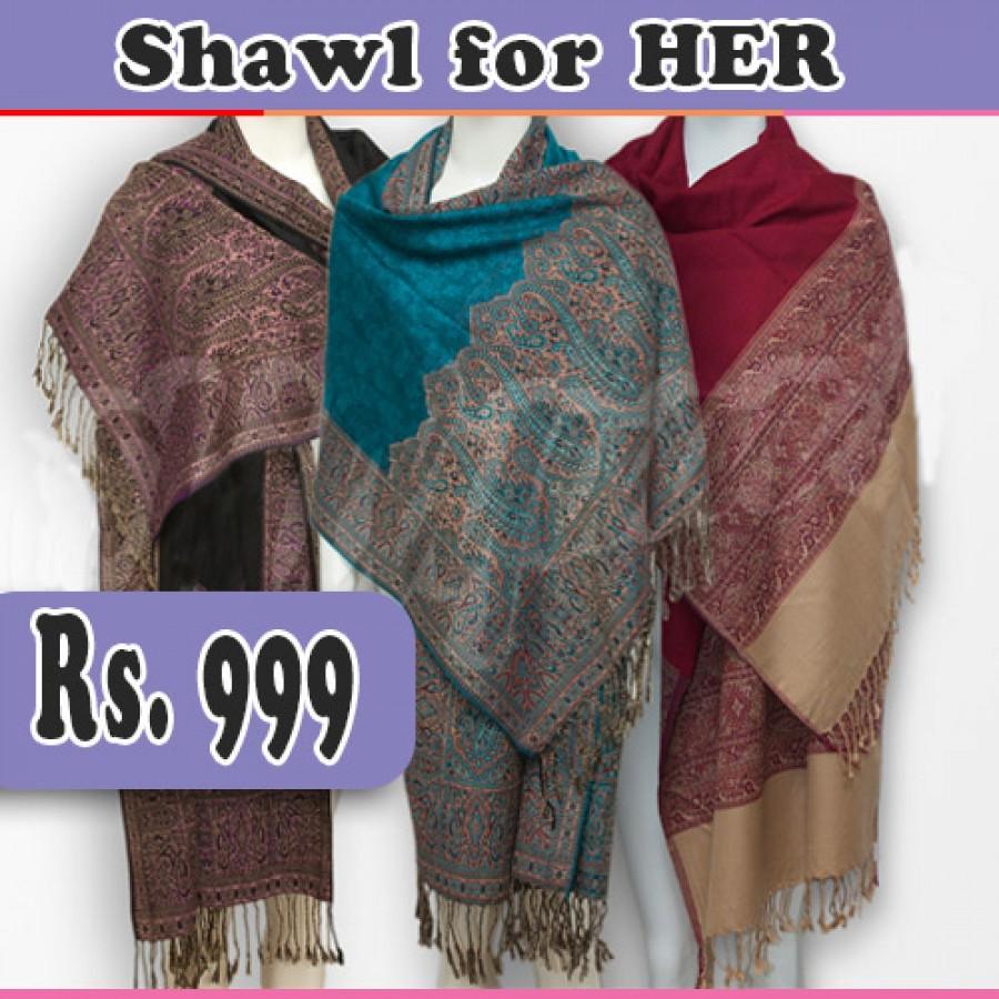Elegant Shawl for HER