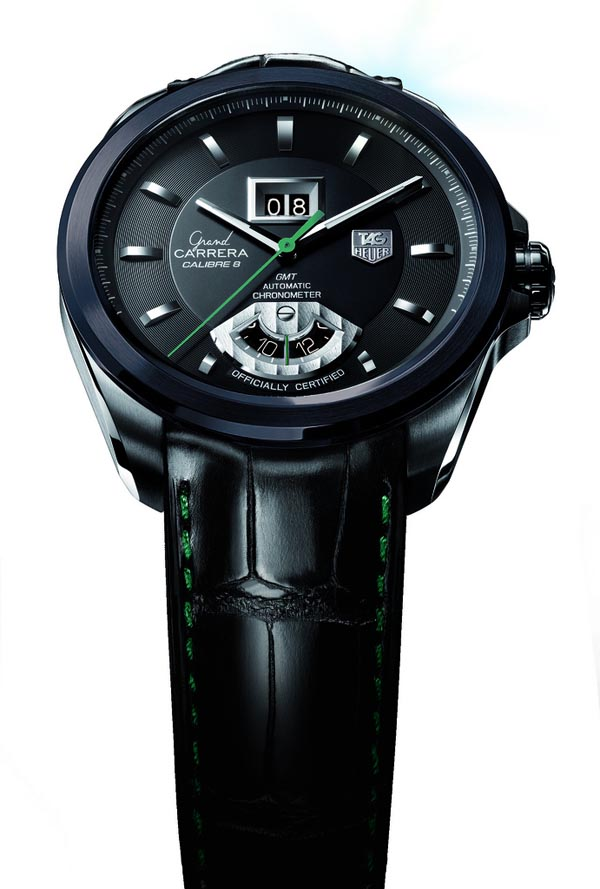 Watches For Men Tag Heuer Grand Carrera Pendulum Rose