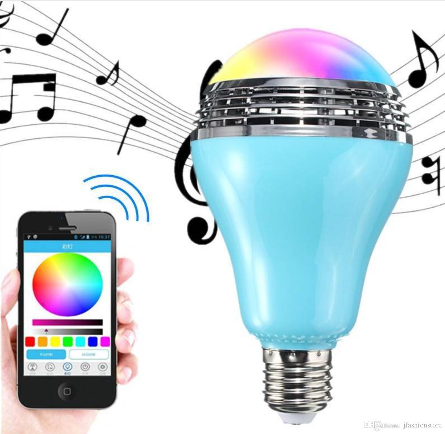 Magic wireless bluetooth bulb speaker for Bluetooth bulb