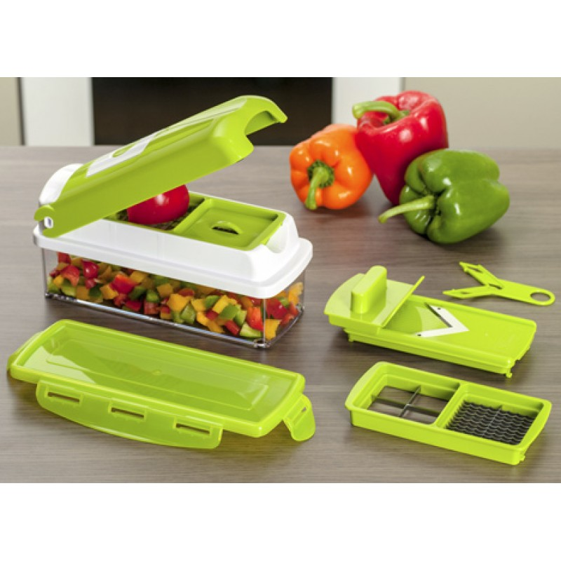 Nicer Dicer Recipe Book